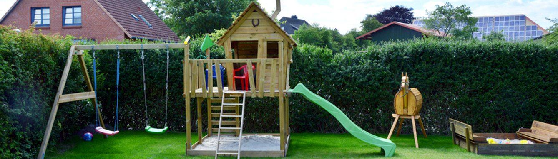Das Stelzenhaus für Kinder